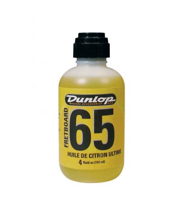 Dunlop lemon fretboard oil