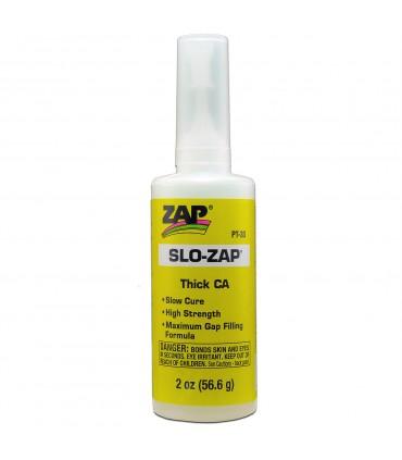 SLO- ZAP CA- (Yellow Label) Thick Viscosity - 2 Oz.