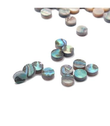 Abalone dots 5mm