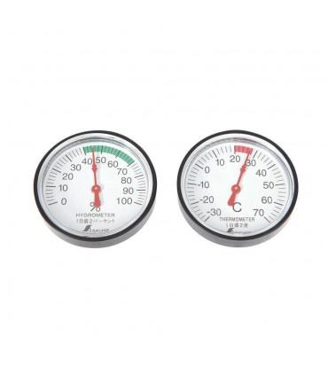 Hygrometer/Thermometer set