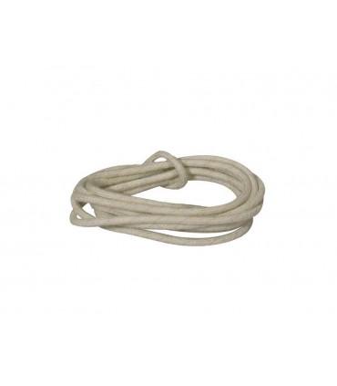 Vintage copper wire white